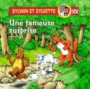 Livre Jeunesse 2016 : Sylvain et Sylvette