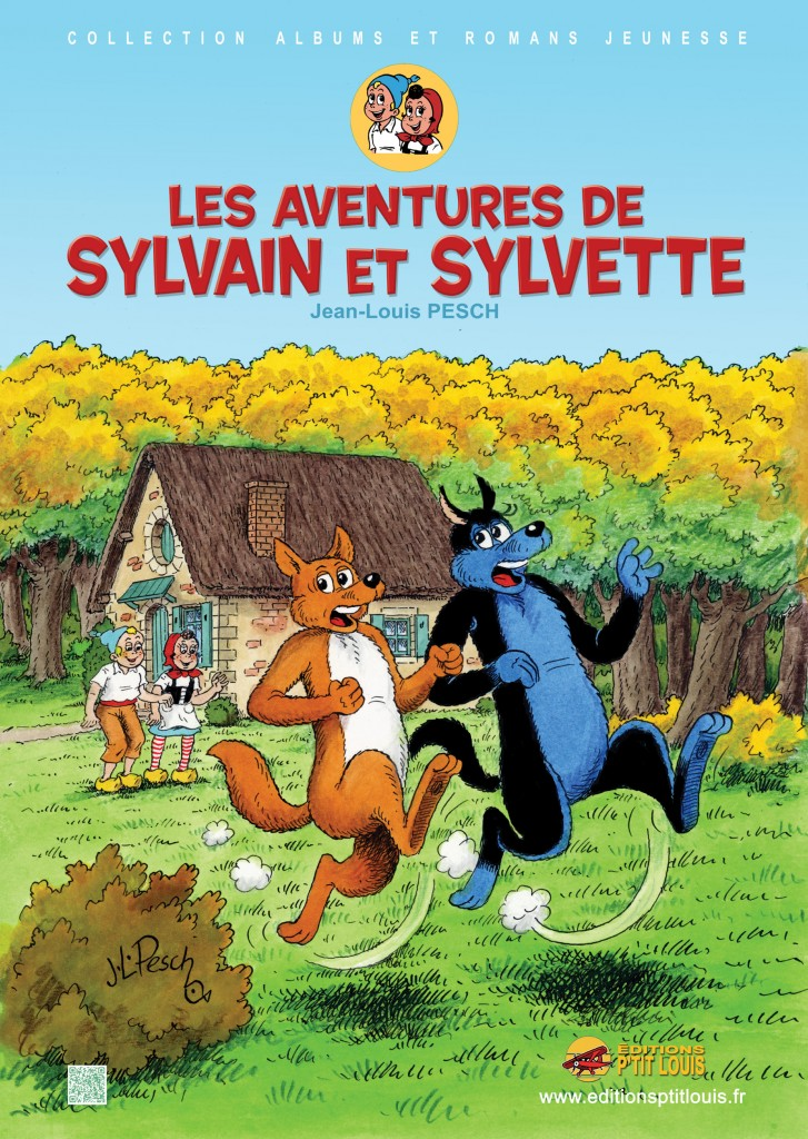 Collection Jeunesse de Sylvain et Sylvette