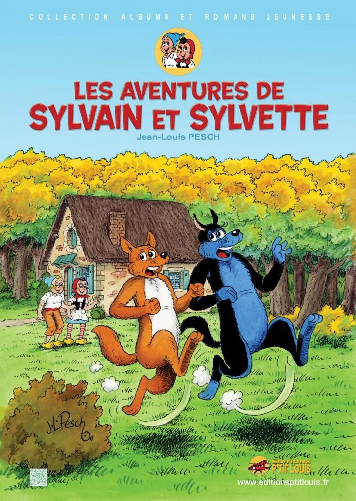 roman Sylvain et Sylvette
